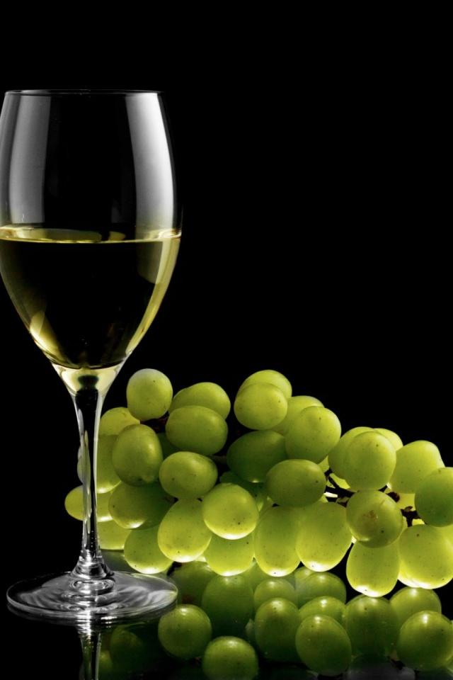 Food / Wine (640x960) Mobile Wallpaper