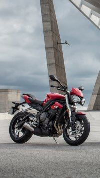 3 Triumph Speed Triple Apple Iphone 6 750x1334 Wallpapers