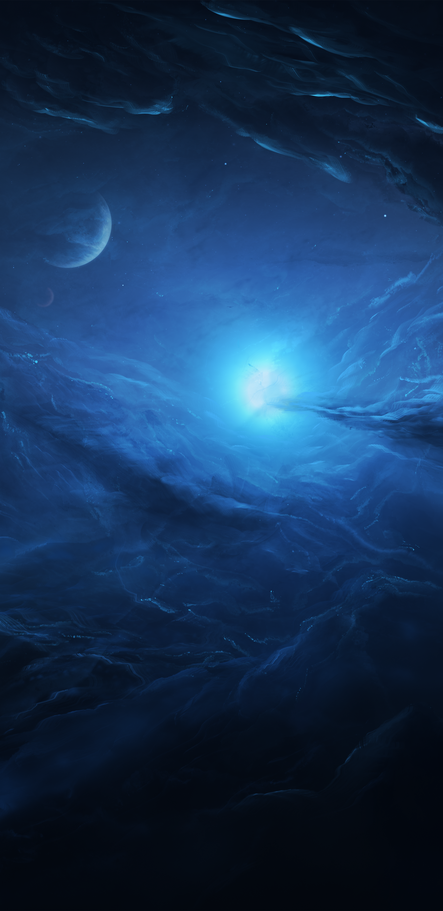 Sci Fi Planet 1440x2960 Wallpaper Id 728087 Mobile Abyss