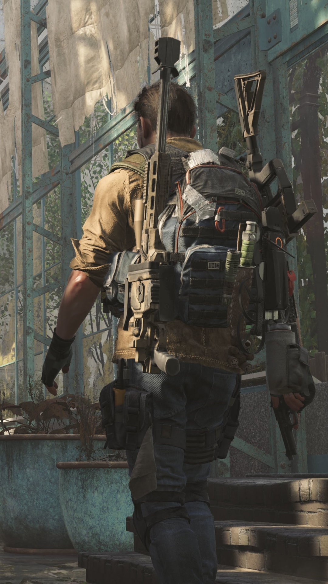 Video Game Tom Clancy S The Division 2 1080x1920 Wallpaper Id