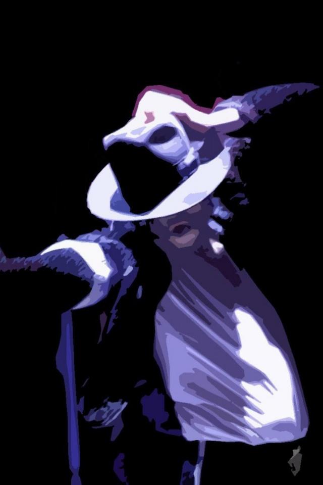 Music/Michael Jackson (640x960) Wallpaper ID: 732022