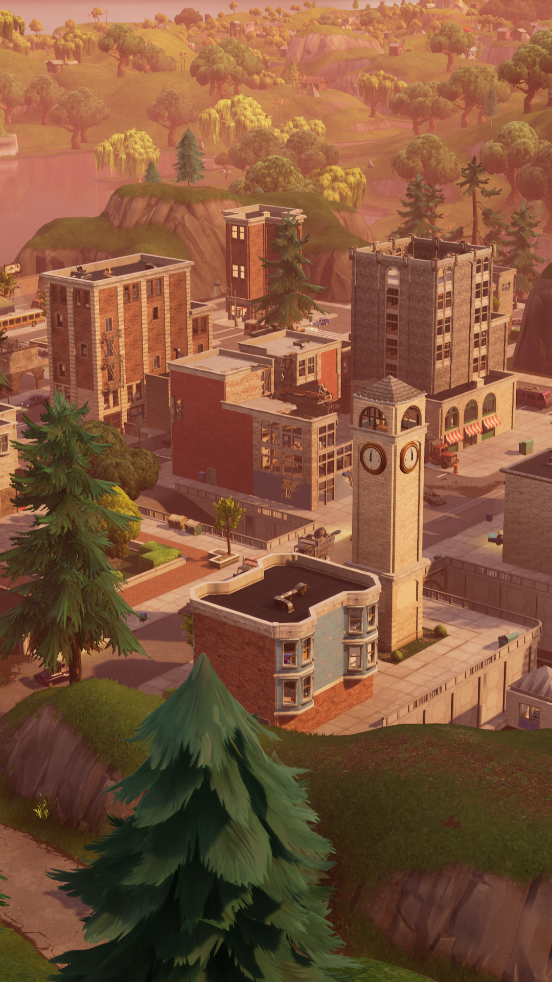 Fortnite Background Hd Png Tilted Towers How To Get V Bucks Fast Season 7