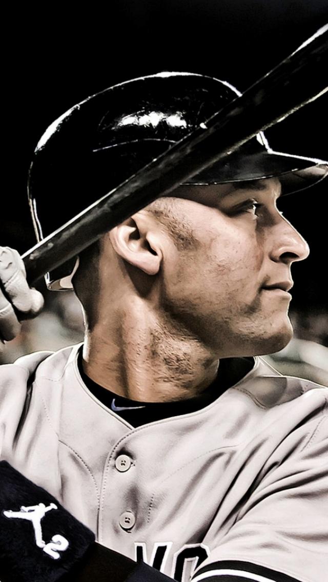 Sports New York Yankees 640x1136 Mobile Wallpaper