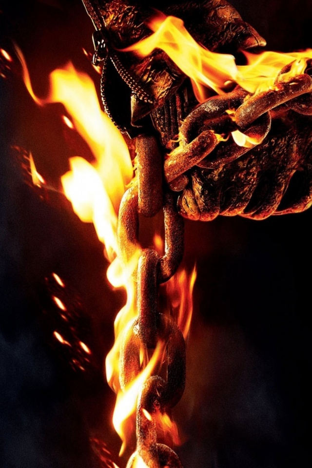 Movieghost Rider 640x960 Wallpaper Id 738855 Mobile Abyss