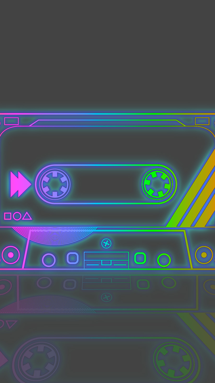 Music Cassette 720x1280 Wallpaper Id 739658 Mobile Abyss