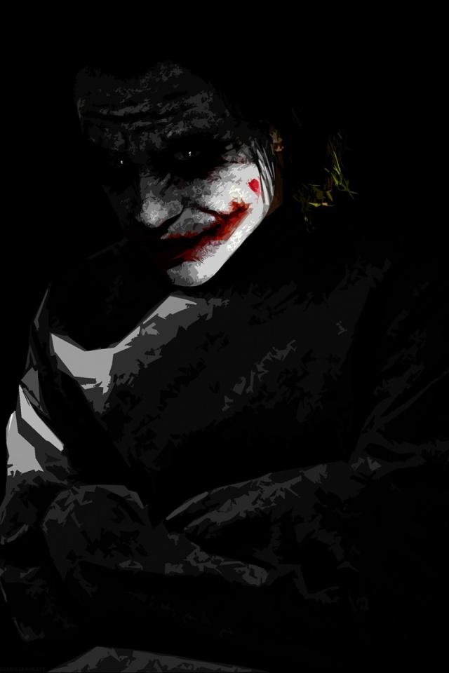 Moviethe Dark Knight 640x960 Wallpaper Id 739905