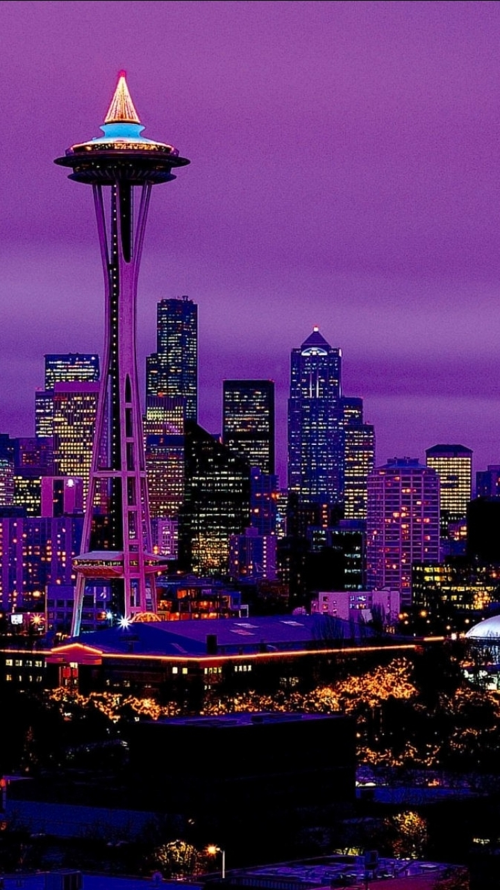 Seattle Wallpaper Wallpapers Quality