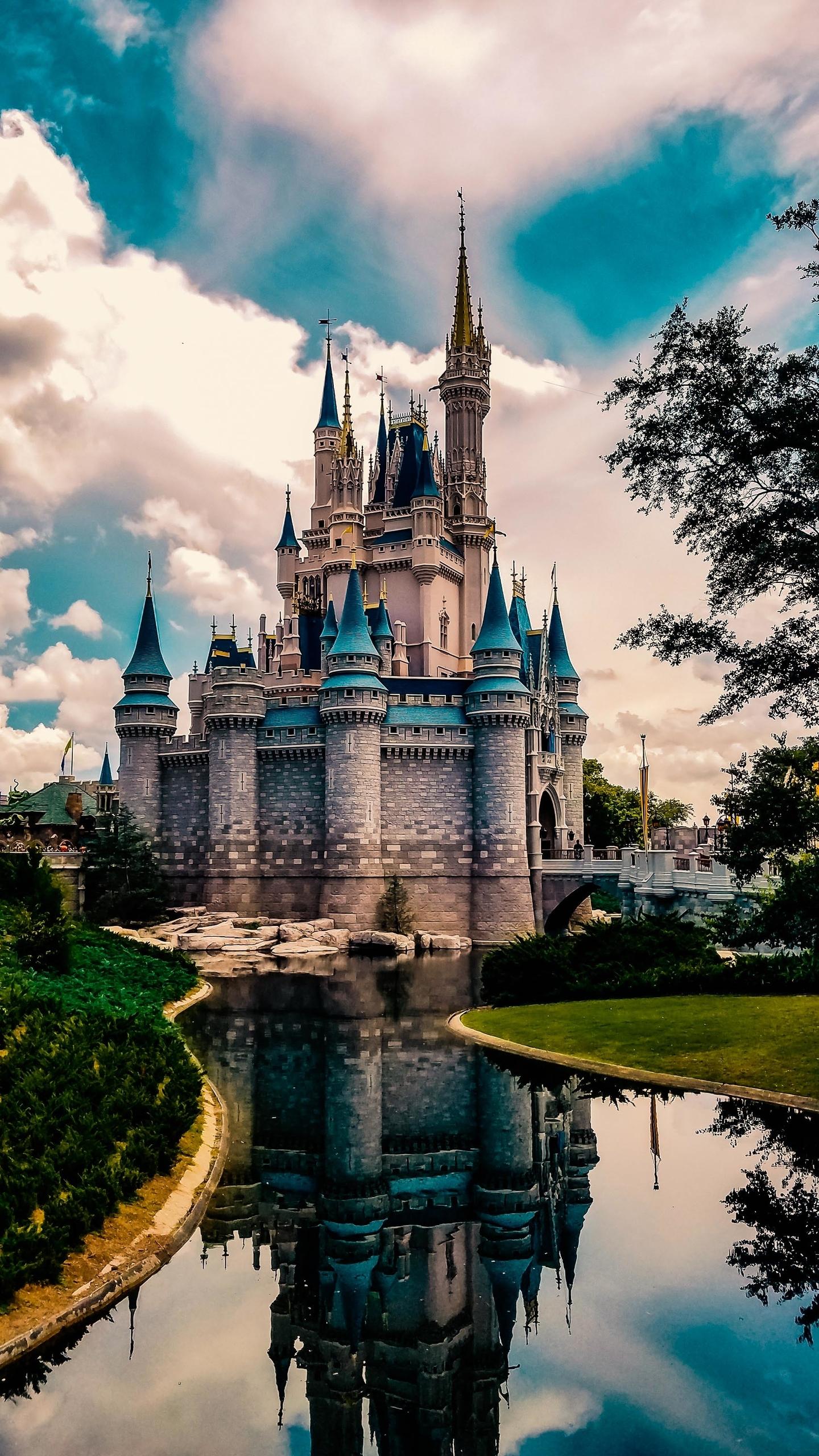 Man Made/Disney World (1440x2560) Wallpaper ID: 741694 ...