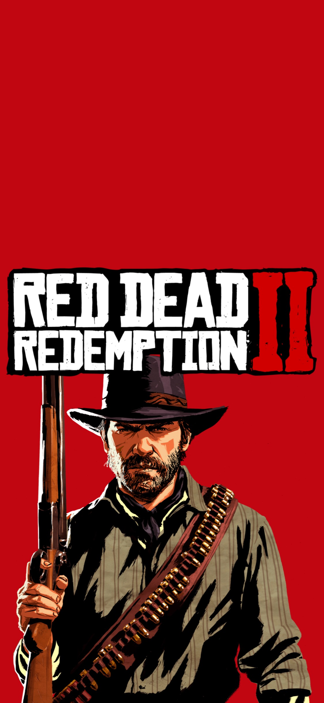 Video Game Red Dead Redemption 2 1125x2436 Wallpaper Id 744345