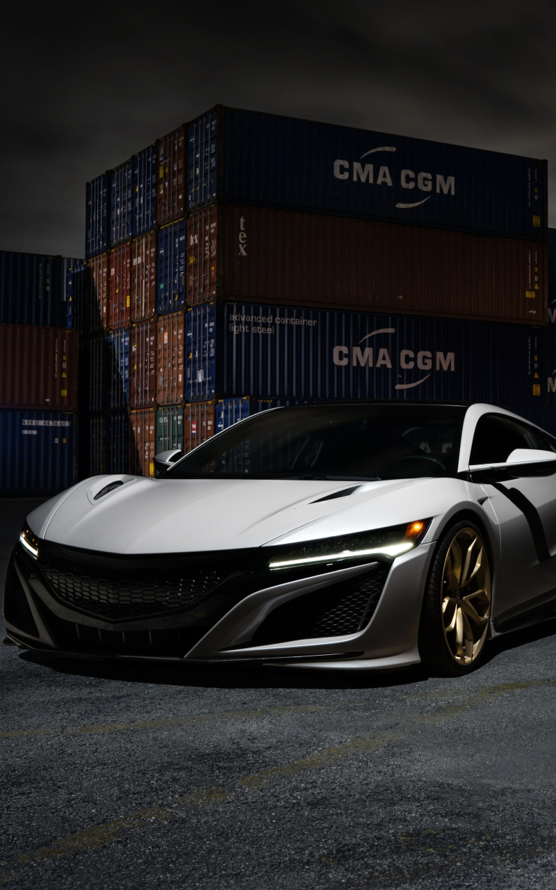 vehicles/acura nsx (800x1280) wallpaper id: 744615 - mobile abyss