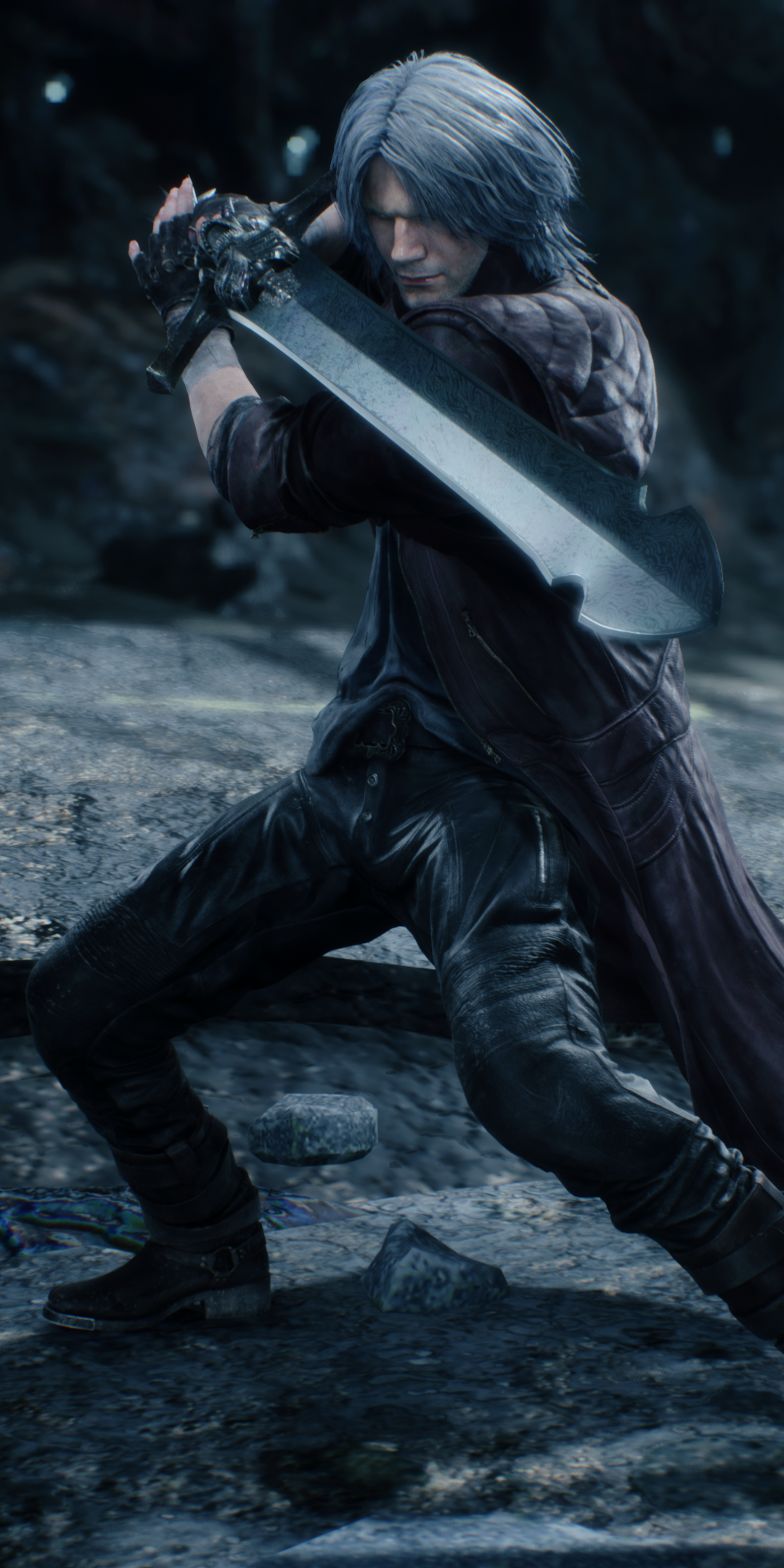 Video Game Devil May Cry 5 1080x2160 Wallpaper Id 745917