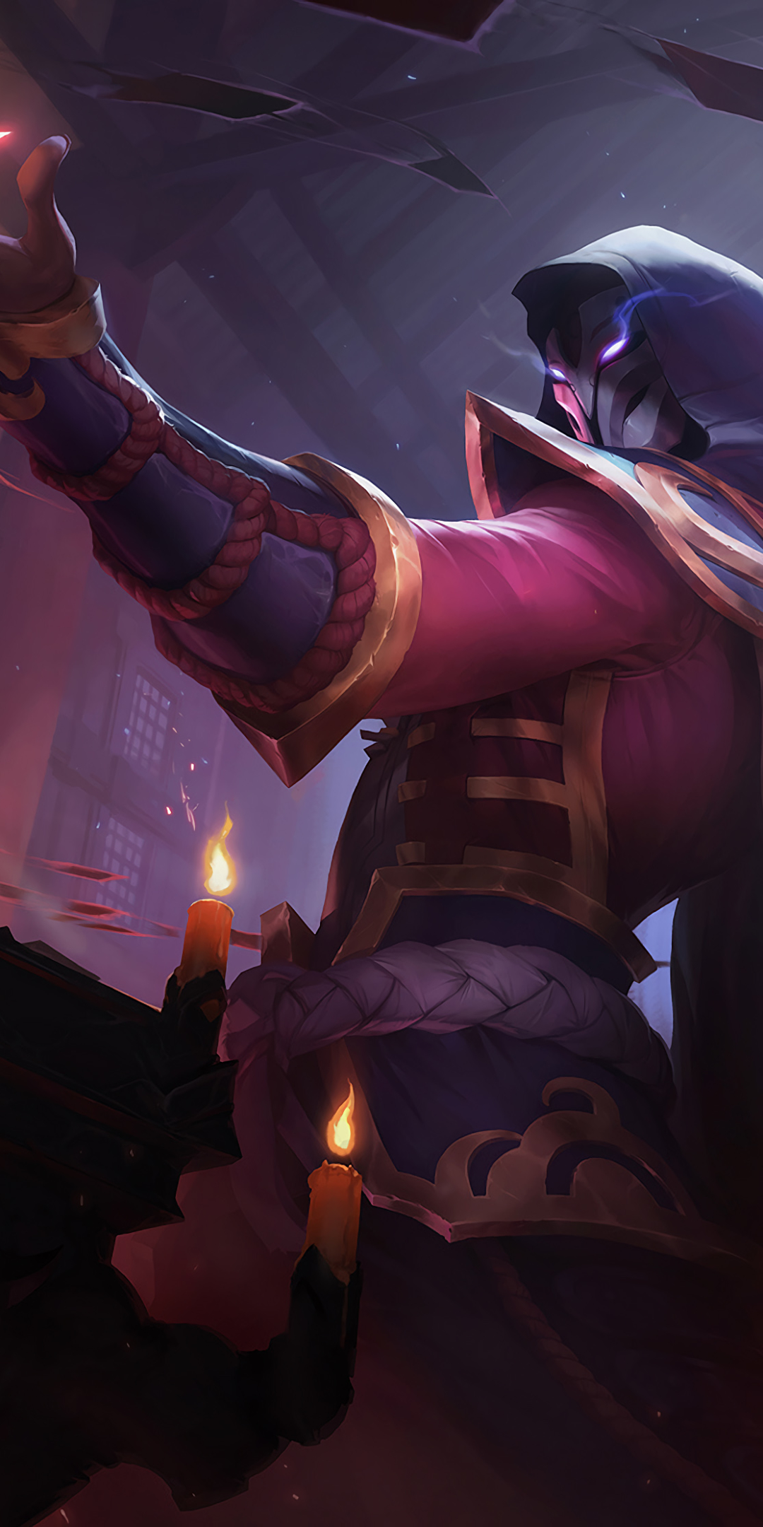 Video Game League Of Legends 1080x2160 Wallpaper Id 747849