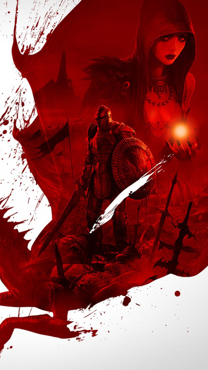 Video Game Dragon Age Origins 720x1280 Wallpaper Id 749784 Mobile Abyss