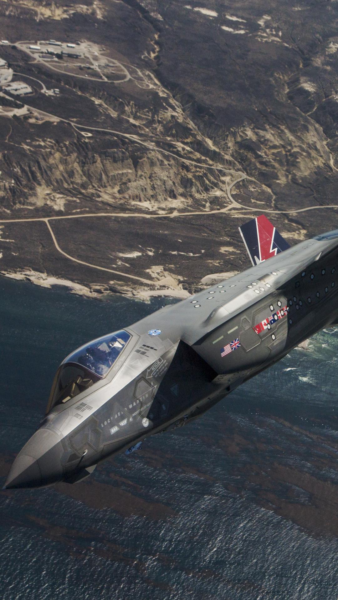 Military Lockheed Martin F 21 Lightning II   Mobile Abyss