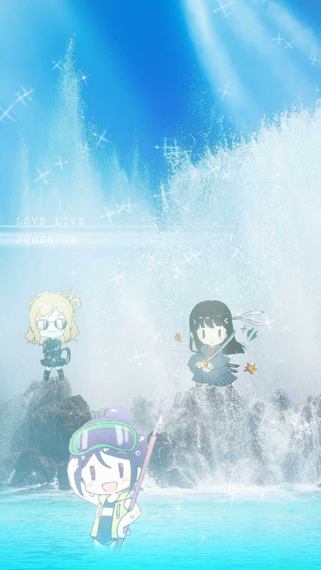 Anime Love Live Sunshine 1080x1920 Wallpaper Id 750306