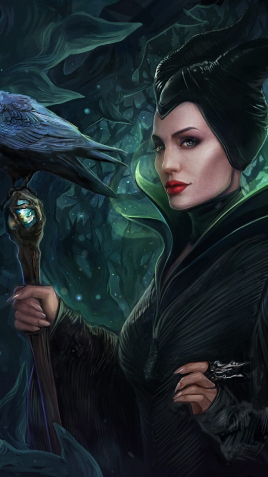 Movie Maleficent 540x960 Wallpaper Id 750573 Mobile Abyss