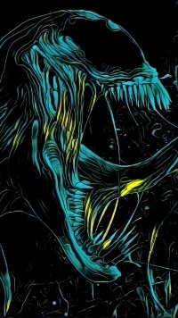 147 Venom Samsung Galaxy J7 720x1280 Wallpapers Mobile Abyss