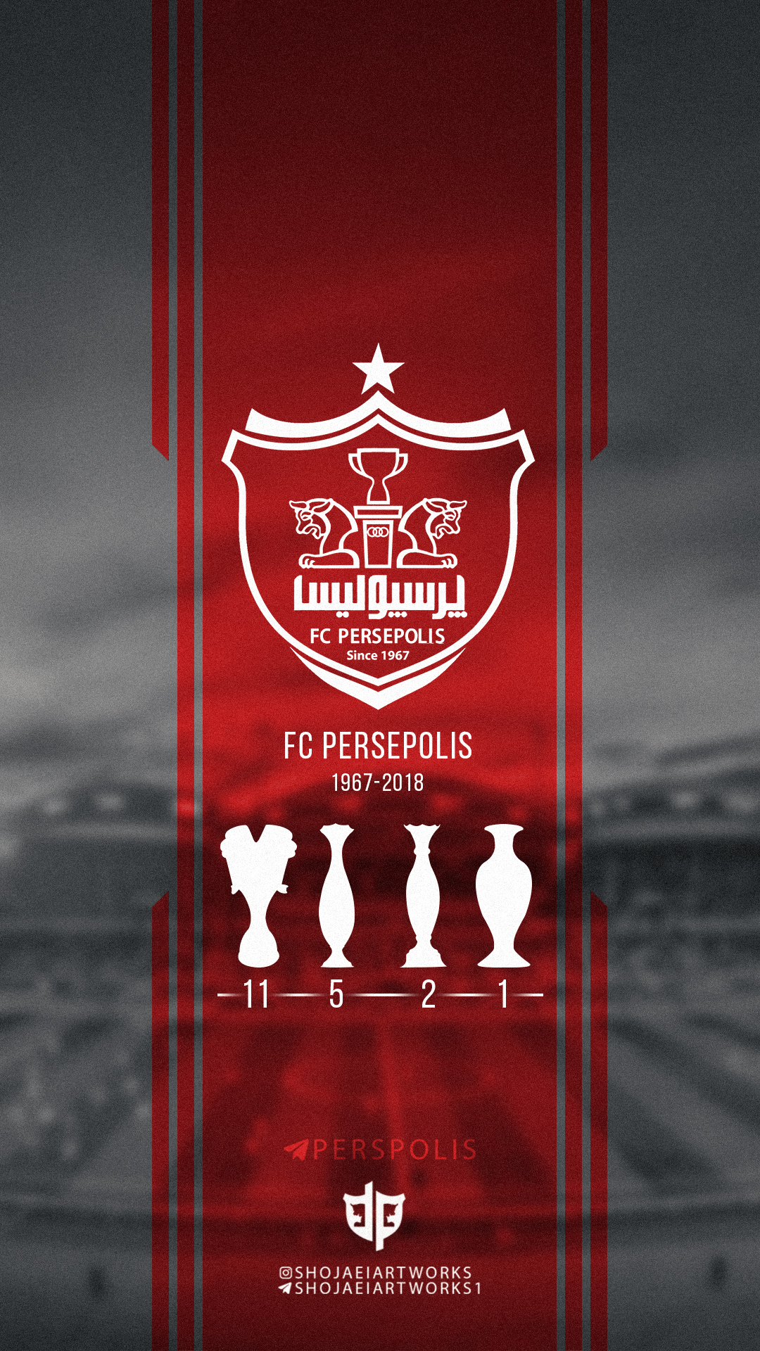 Sports Persepolis F C 1080x1920 Wallpaper Id 752586 Mobile Abyss