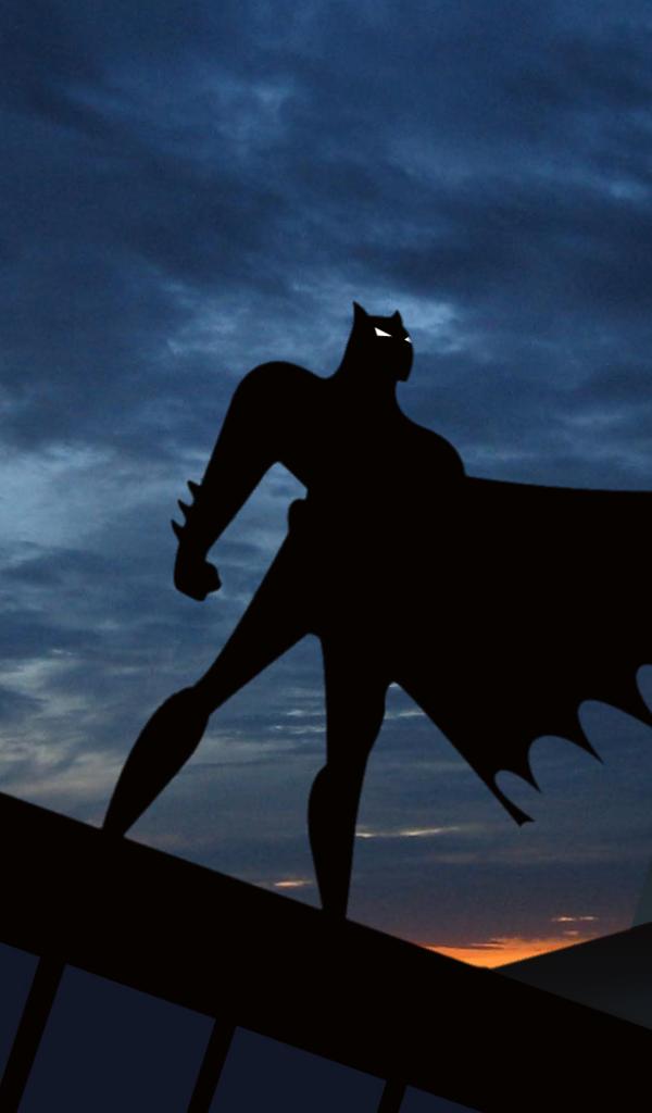 Tv Show Batman The Animated Series 600x1024 Wallpaper Id