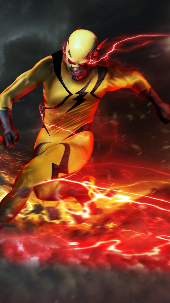 Comics Flash 720x1280 Wallpaper Id 755753 Mobile Abyss