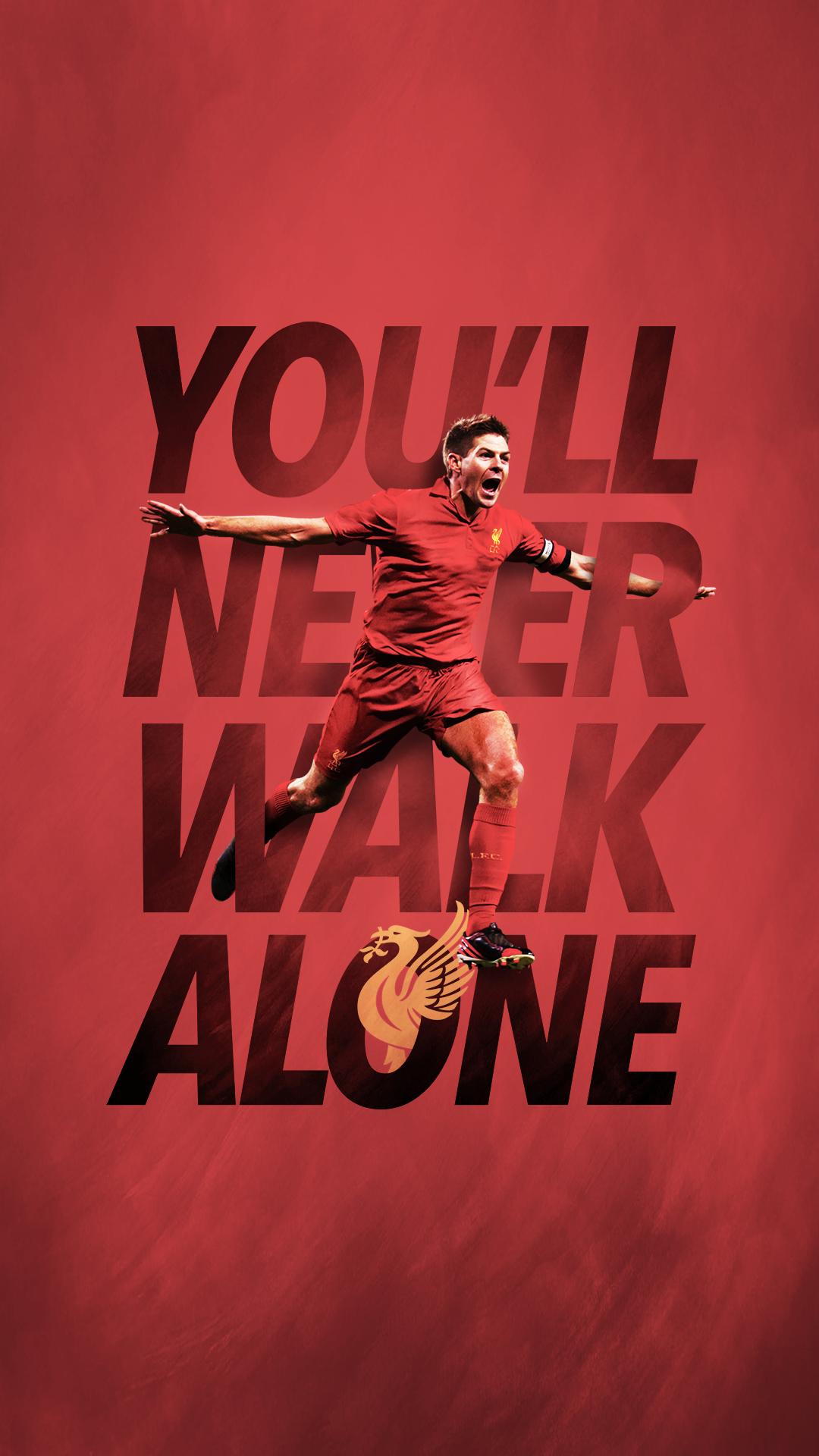 Sportssteven Gerrard 1080x1920 Wallpaper Id 755915