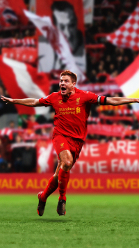 5 Steven Gerrard Mobile Wallpapers Mobile Abyss