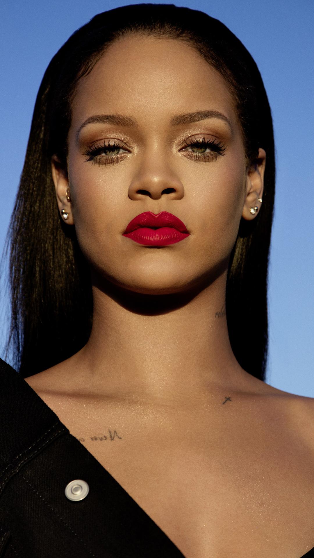 Music/Rihanna (1080X1920) Wallpaper Id: 756480 - Mobile Abyss - Hair Beauty