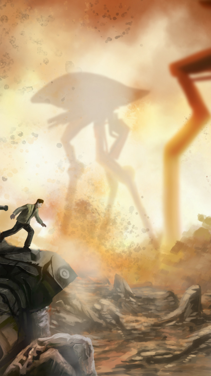 Movie War Of The Worlds 720x1280 Wallpaper Id 758048 Mobile Abyss