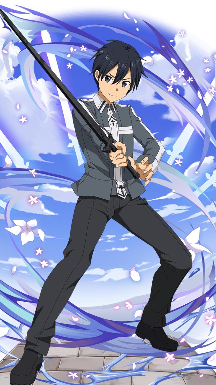 Anime Sword Art Online Alicization 720x1280 Wallpaper Id
