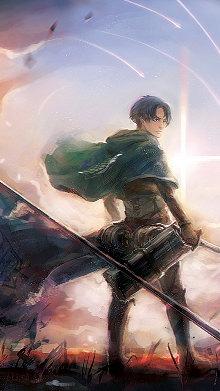Anime Attack On Titan 720x1280 Wallpaper Id 758622 Mobile Abyss
