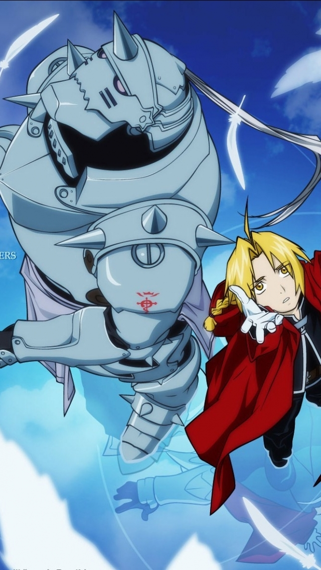 Fullmetal alchemist Iphone Background ...