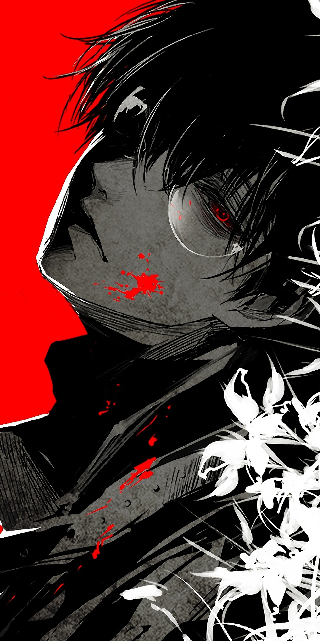 Anime Tokyo Ghoul Re 1080x2160 Wallpaper Id 761077 Mobile Abyss