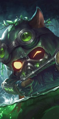 63 Teemo League Of Legends Mobile Wallpapers Mobile Abyss