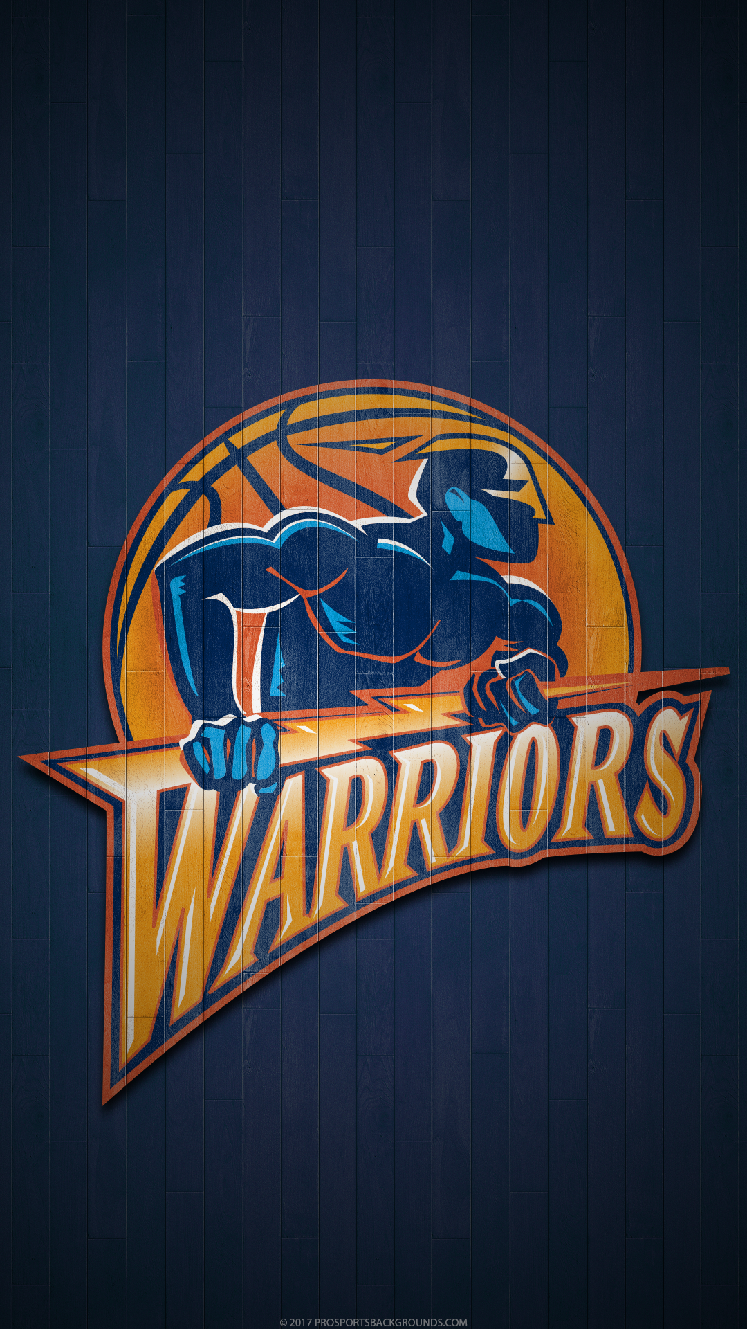 Sports / Golden State Warriors (1080x1920) Mobile Wallpaper