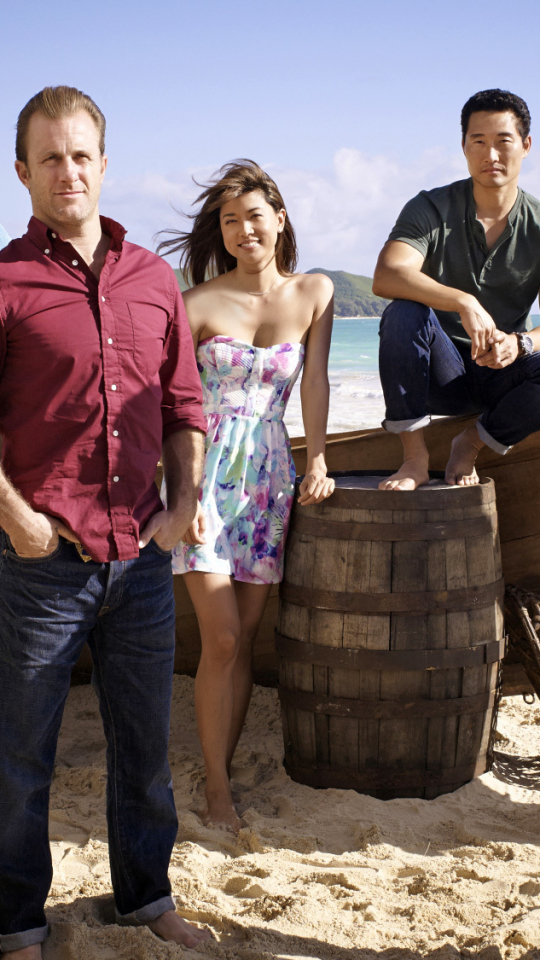 Tv Showhawaii Five 0 540x960 Wallpaper Id 762872