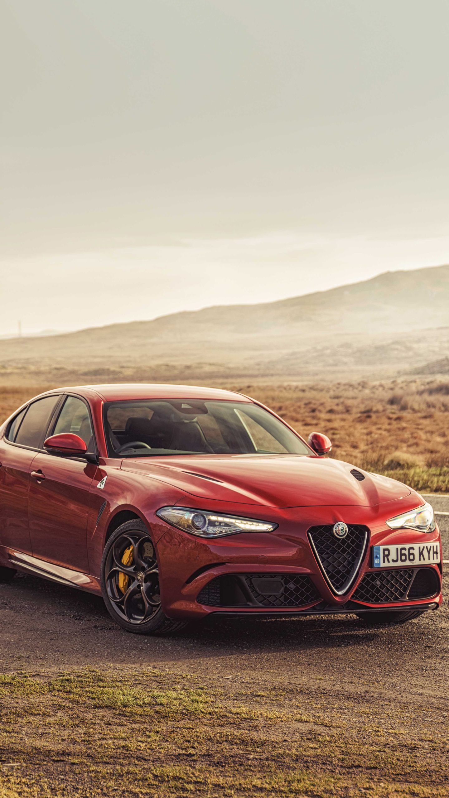 Vehicles Alfa Romeo Giulia 1440x2560 Wallpaper Id 763361