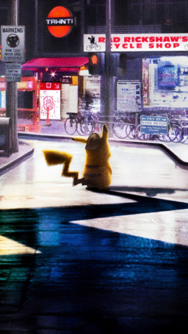 movie pokemon detective pikachu