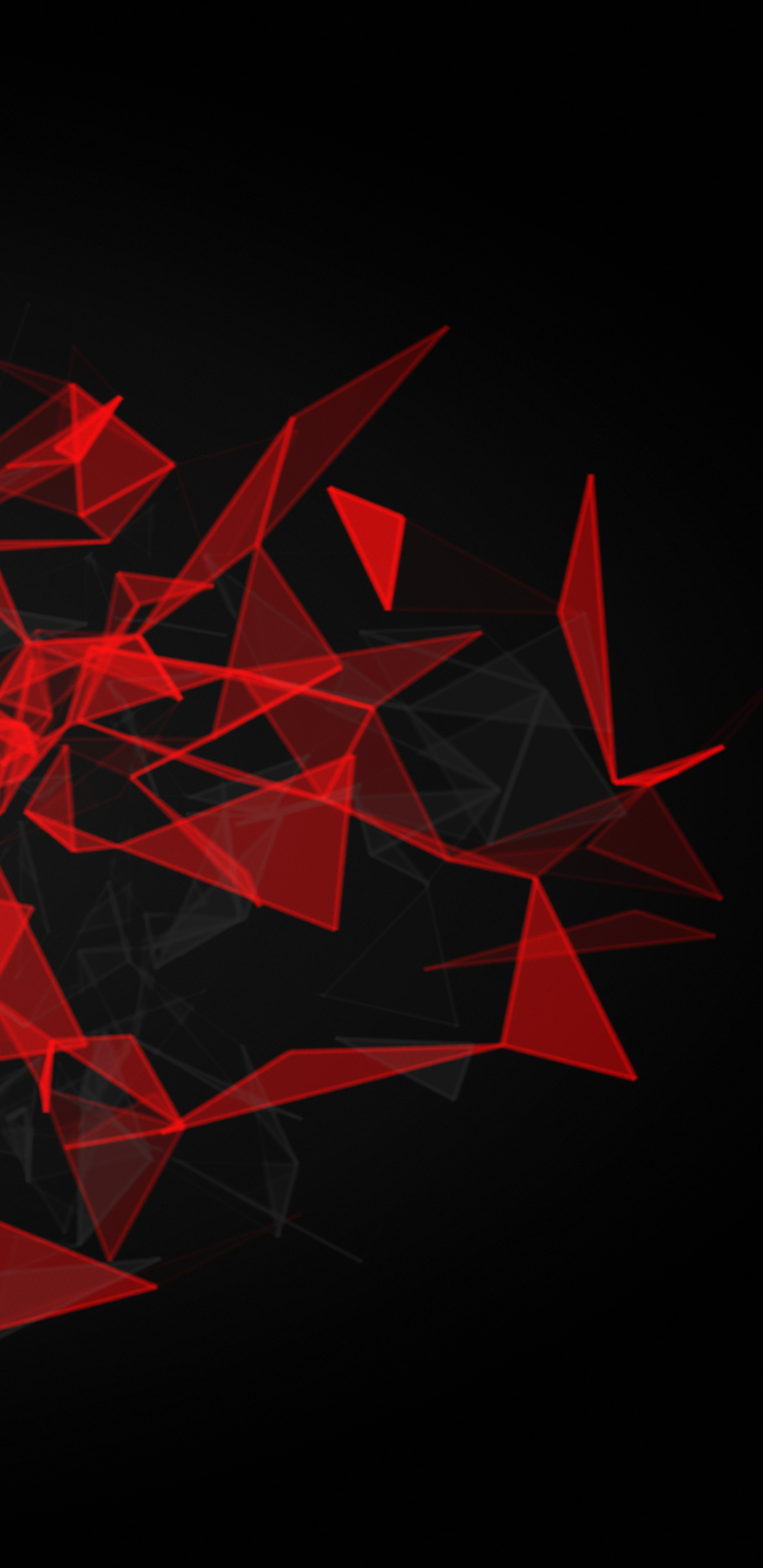 Abstract Red 1440x2960 Wallpaper Id 766377 Mobile Abyss
