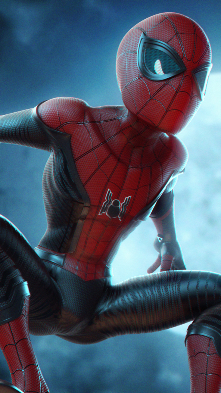 Movie Spider Man Far From Home 720x1280 Wallpaper Id 767703