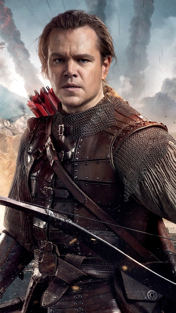 Movie The Great Wall 720x1280 Wallpaper Id 768072 Mobile Abyss