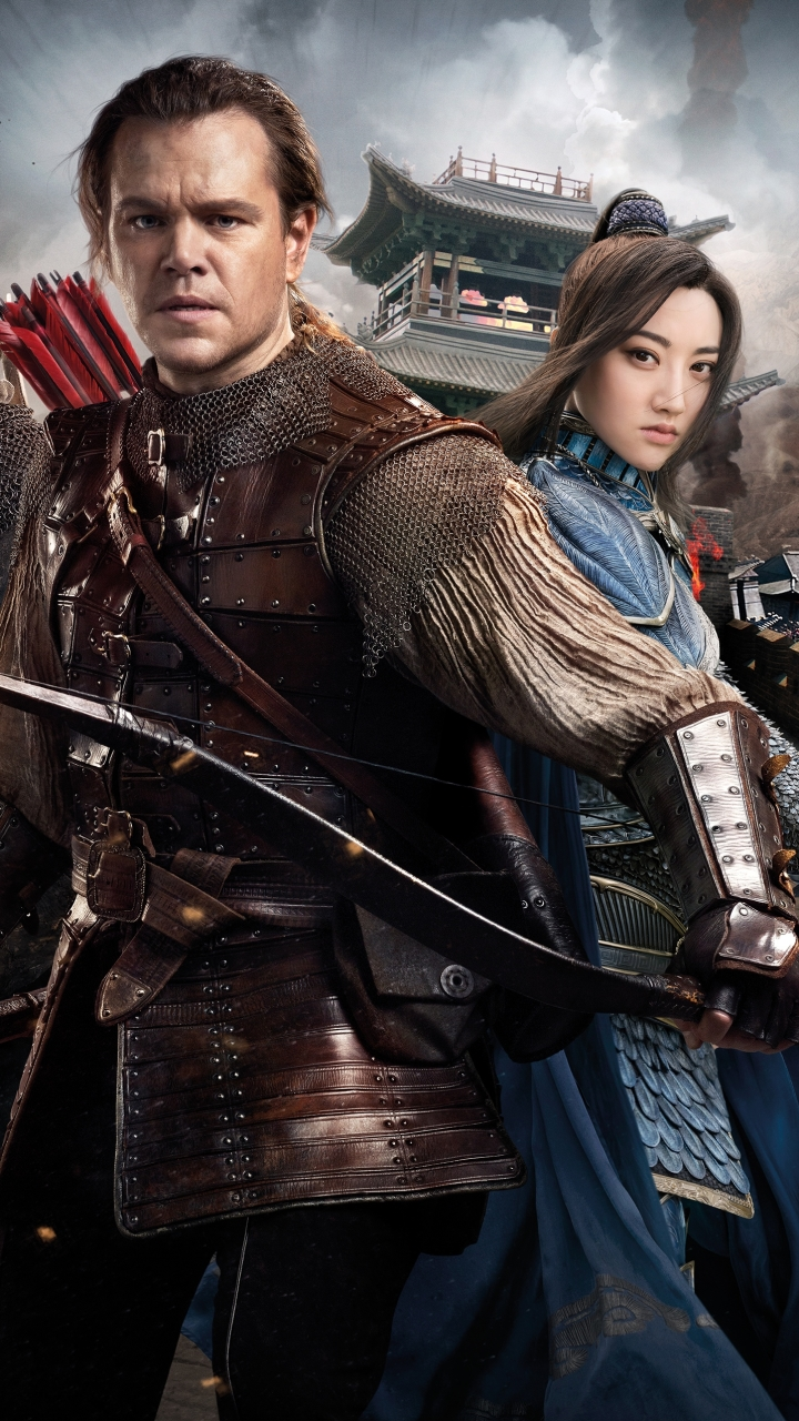 Movie The Great Wall 720x1280 Wallpaper Id 768073 Mobile Abyss