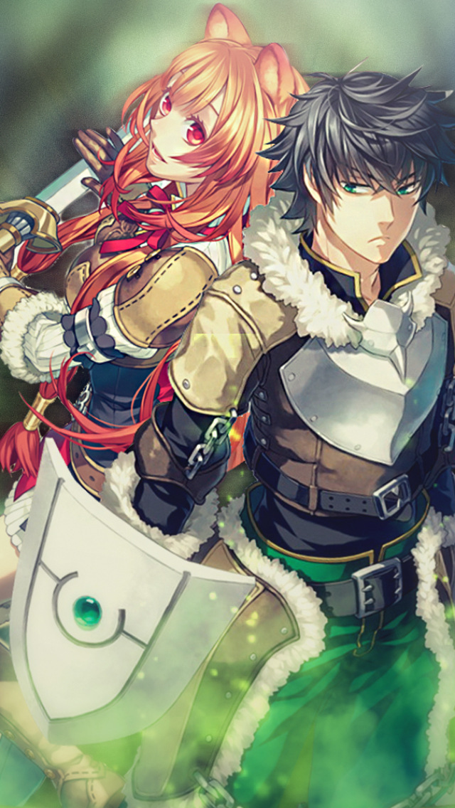 Anime/The Rising Of The Shield Hero (640x1136) Wallpaper ...