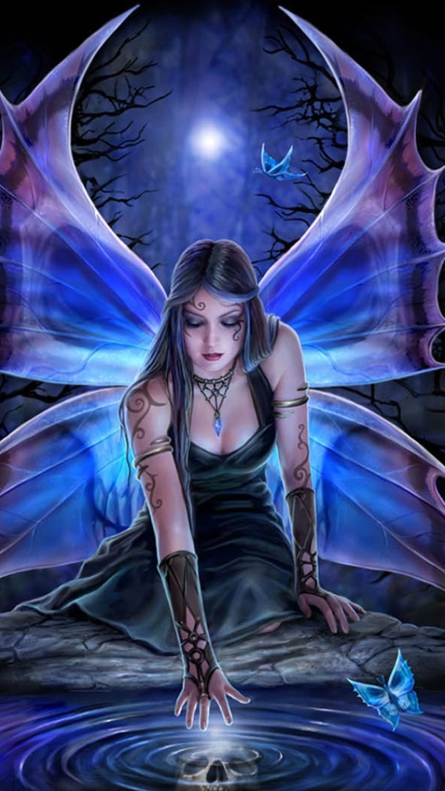Fantasyfairy 640x1136 Wallpaper Id 769905 Mobile Abyss