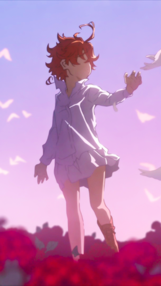 Anime The Promised Neverland 540x960 Wallpaper Id 770558 Mobile Abyss