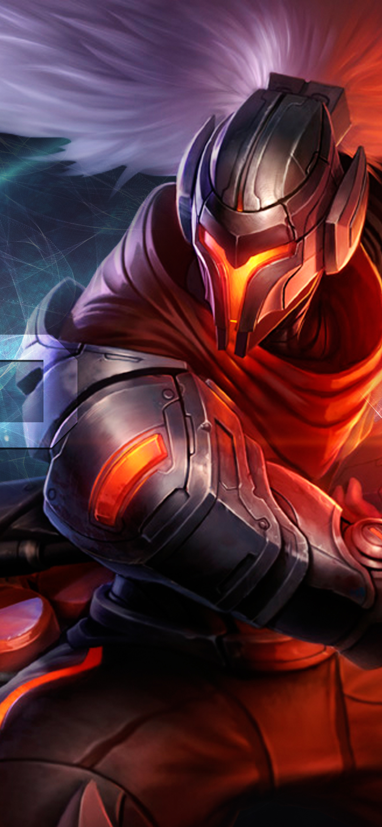 Video Game League Of Legends 1242x2688 Wallpaper Id 771433