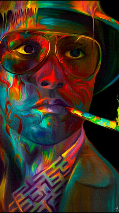 Moviefear And Loathing In Las Vegas 480x854 Wallpaper Id