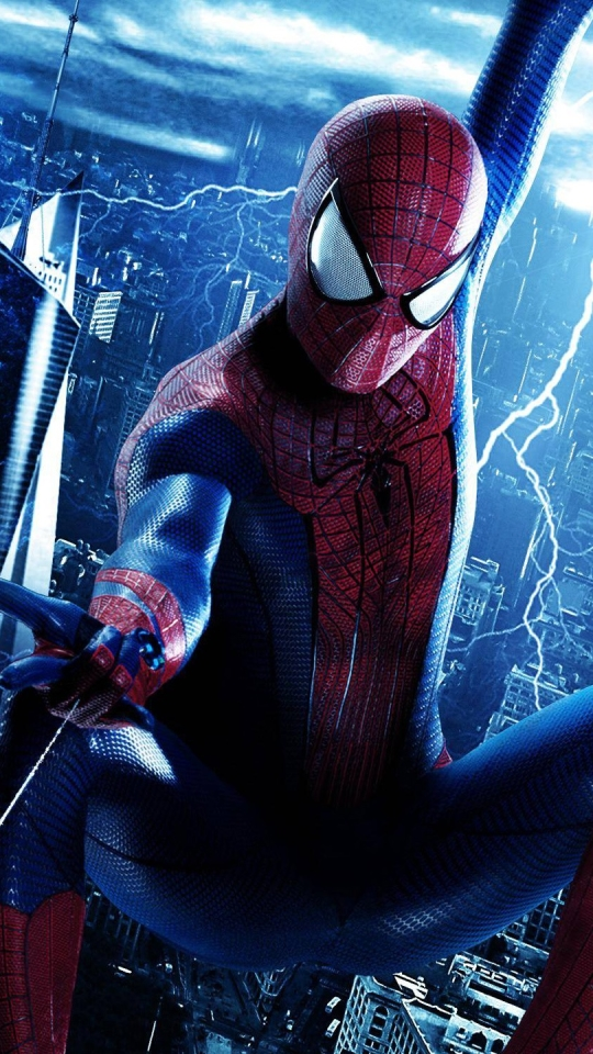 Movie/The Amazing Spider-Man 2 (540x960) Wallpaper ID ...