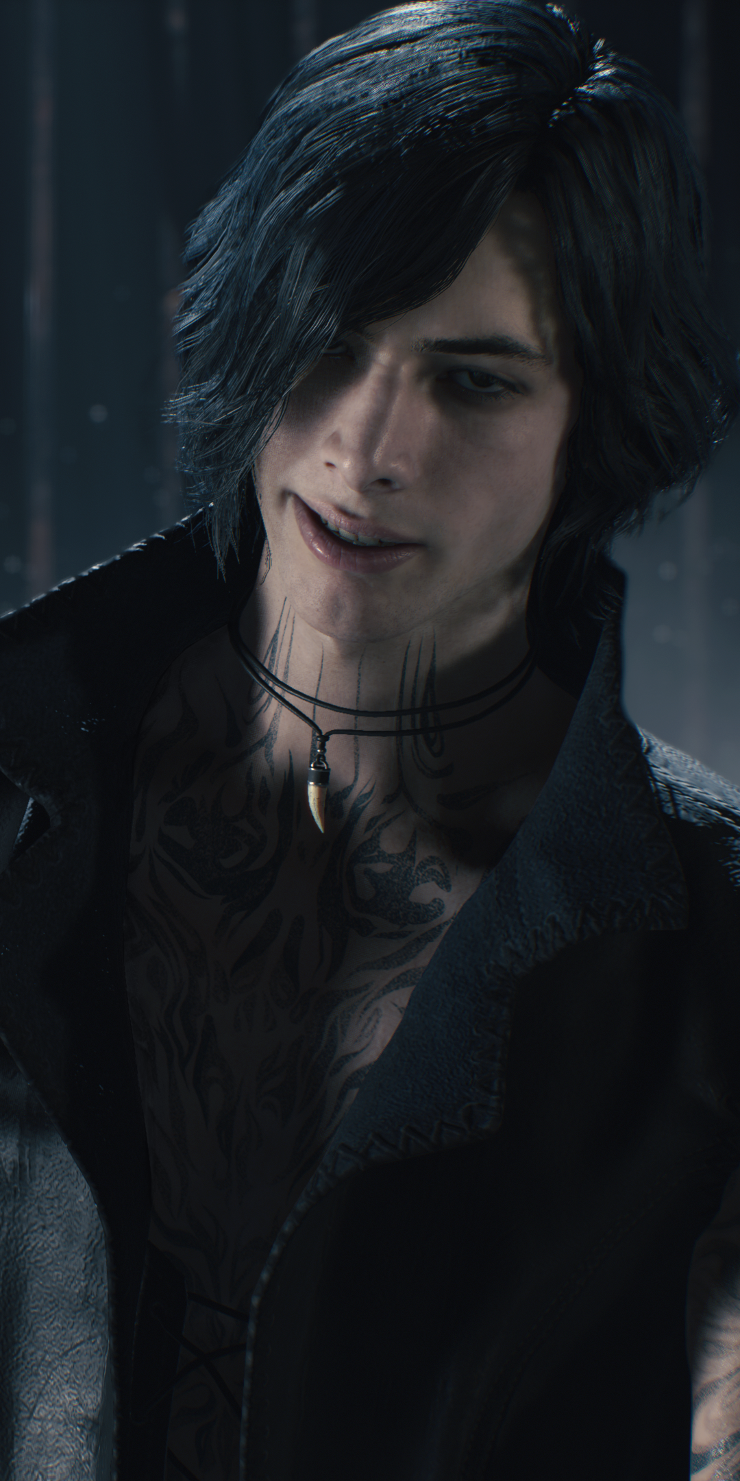 Video Game Devil May Cry 5 1080x2160 Wallpaper Id 775100