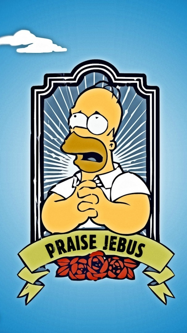 Tv Showthe Simpsons 640x1136 Wallpaper Id 77615 Mobile Abyss