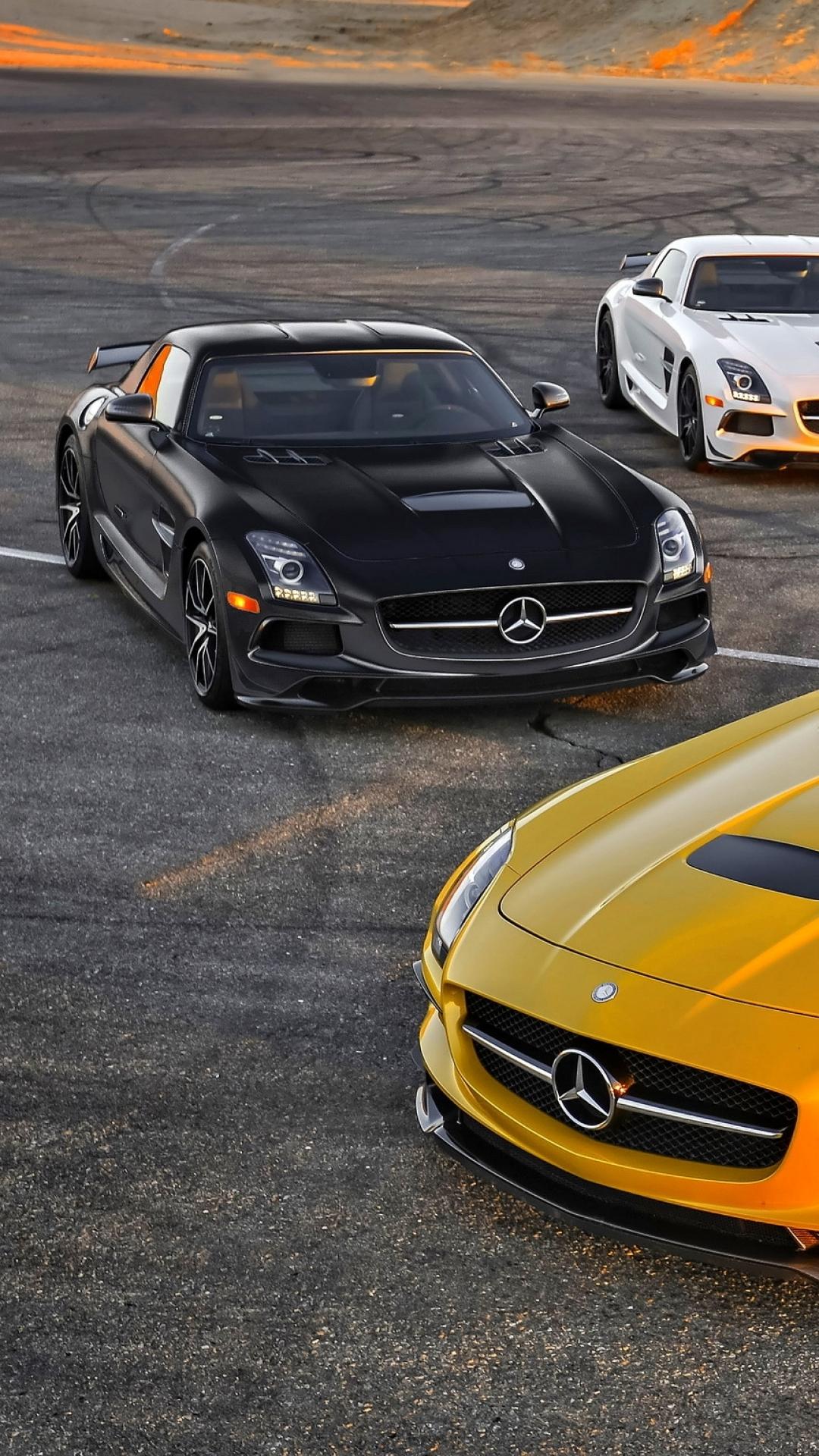 Vehicles Mercedes Benz Sls 1080x1920 Wallpaper Id 77630 Mobile
